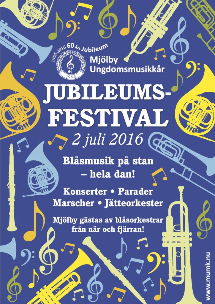 jubileumsfestival till webb
