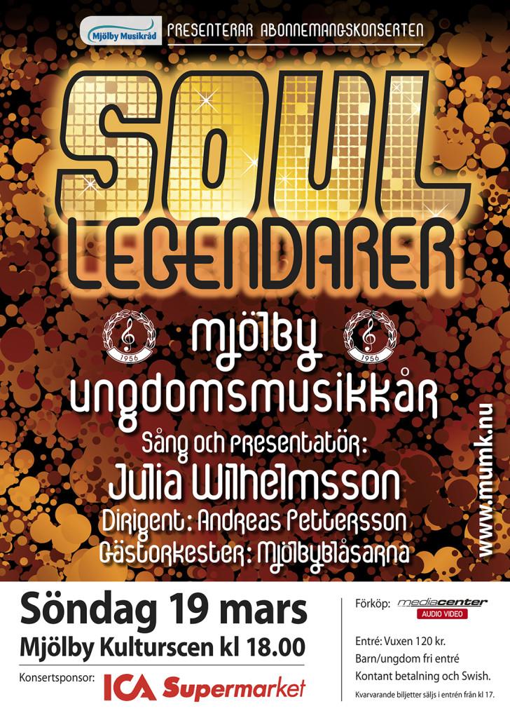 Affisch Soullegender2017