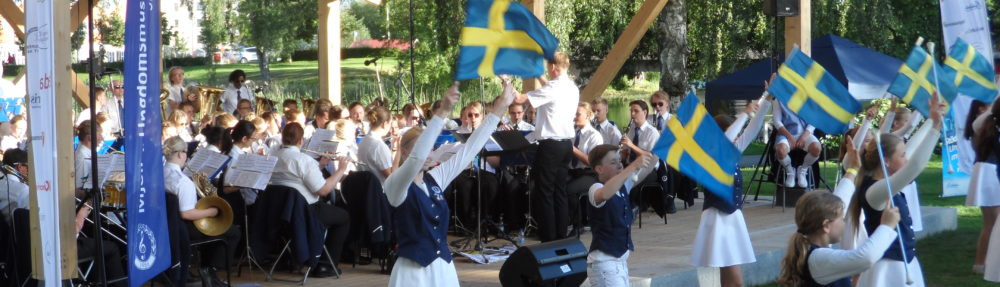 Mjölby Ungdomsmusikkår